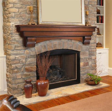 fireplace mantels craftsman fireplace mantels