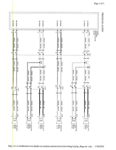 radio wiring diagram ford ka wiring diagram