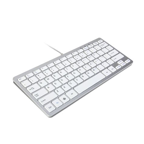 Keyboard Usb gmyle mini ultra slim wired usb keyboard for windows pc windows 7 vista xp ebay