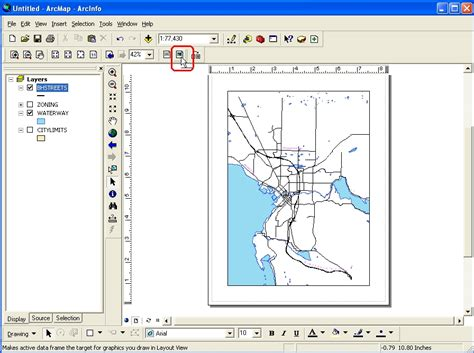 data view vs layout view arcgis rotate layout view arcgis 10 10 jpg