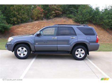 What Does Toyota Shadow Mica 2007 Toyota 4runner Sr5 Exterior Photo