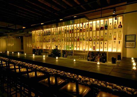 contemporary decor bar restaurant interior design rayuela