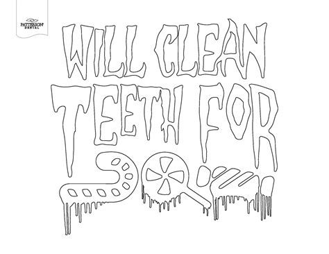 halloween dental coloring page diy dental themed quot pun kins quot off the cusp