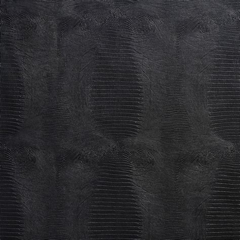 textured vinyl upholstery fabric black textured alligator faux leather vinyl by the yard