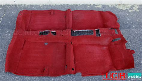 Honda Civic Ek Carpet used jdm honda civic ek9 type r carpet sold