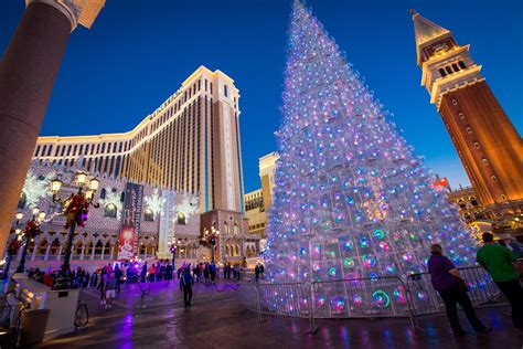 pool city christmas trees when is it the best time to visit las vegas during winter season vegas club tickets