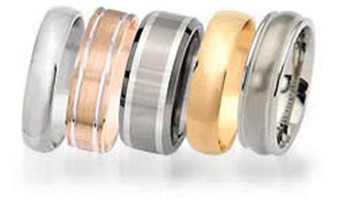 engagement and wedding ring metal types of ring metals