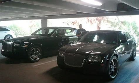 chrysler 300 vs phantom pin by mackay on beast 300 srt8 meet mr bentley