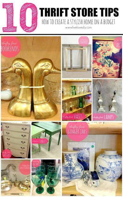 Shopping Budget Finds by 126 Best Images About Thrift Stores Diy Projects On