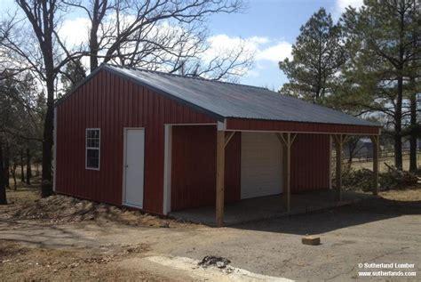 Garage Door Repair Fort Smith Ar Customer Project Photo Gallery Pole Barns