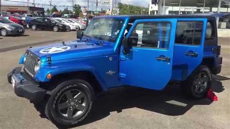 jeep wrangler oscar mike 2015 jeep wrangler unlimited oscar mike freedom edition