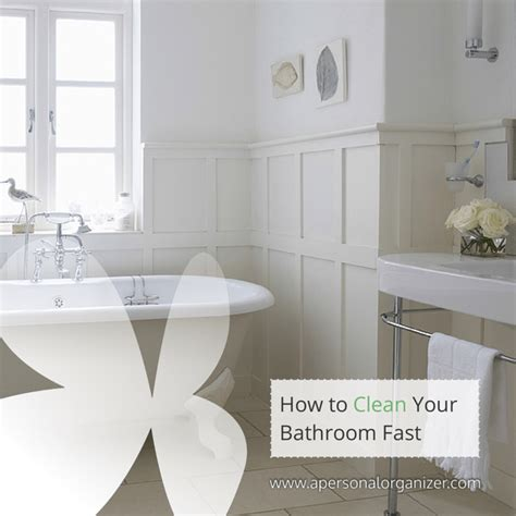 how to clean your bathroom fast 28 images how to clean