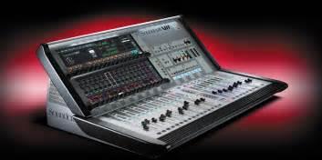 Mixer Audio Soundcraft vi1 soundcraft professional audio mixers