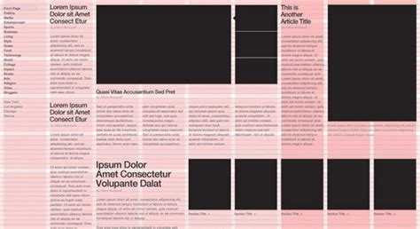 grid pattern web design the grid system your outline to a beautiful website blog