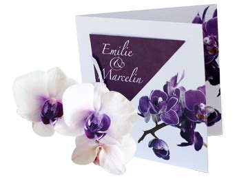 Orchid Theme Wedding Invitations by Orchid Themed Invitations Invited To