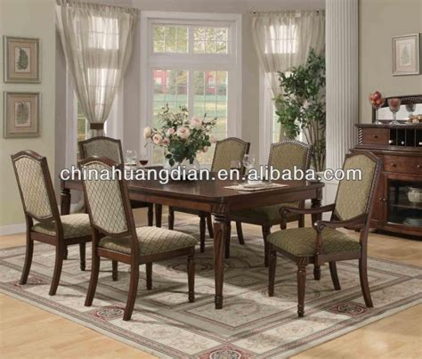 Antique Provincial Dining Room Set by Manufacturer Provincial Dining Set