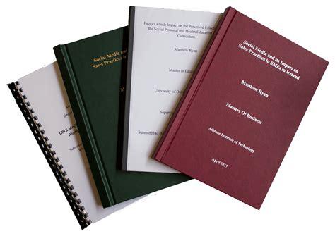 thesis binding thesis binding athlone printing