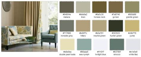 color palette for home interiors colour schemes woodenbridge biz