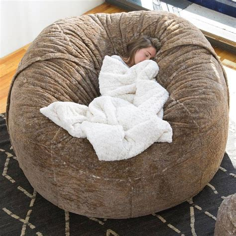 big lovesac fox cut phur supersac 187 petagadget