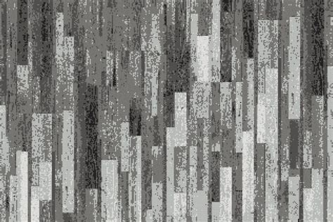 Grey reclaimed wood Tile Pattern   Timber Ash by ARTAIC