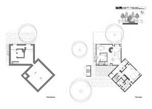 Bauhaus Floor Plan casa norman fisher proyectos 3 4