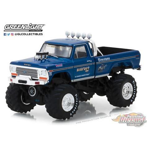 1979 bigfoot truck greenlight 1 64 bigfoot no1 the original truck