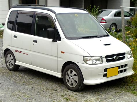 1998 daihatsu move related infomation specifications