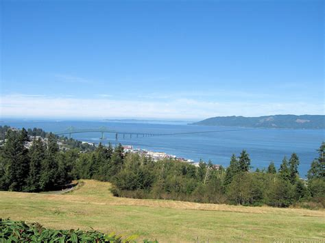photo astoria megler bridge across columbia river at