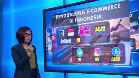 bukalapak atau tokopedia raja e commerce indonesia lazada blibli com bukalapak