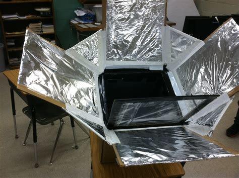 diy solar cooker solar ovens survival sherpa