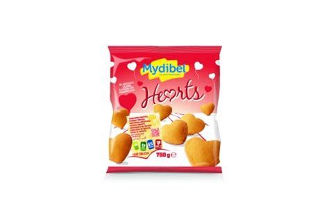 Mydibel Waffles Potato Kentang 750 potato hearts mydibel