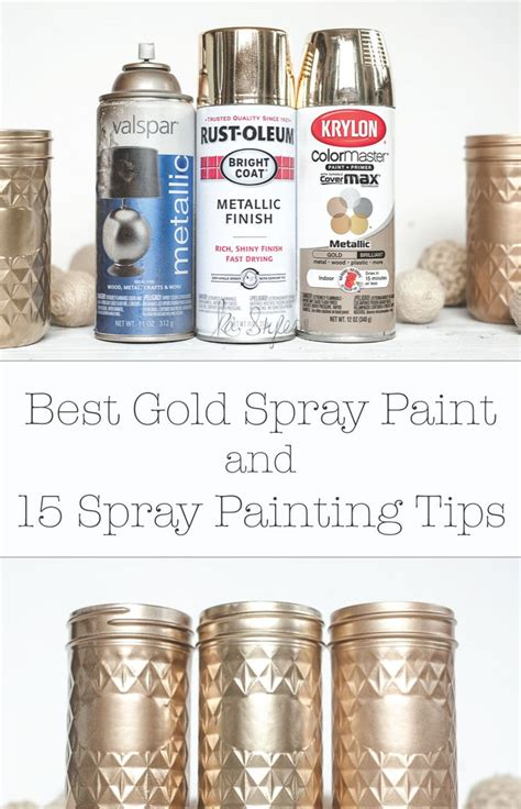 spray paint secrets review best gold spray paint gold spray the cap and spray
