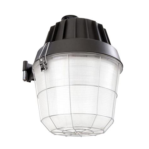 Metal Halide Outdoor Lights All Pro Bronze Outdoor Metal Halide Industrial Grade Area Light With Dusk To Photocell