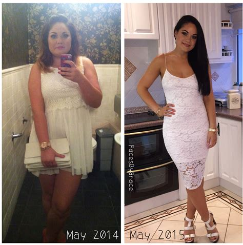 before this world the transformation week 16 in slimming world faces by