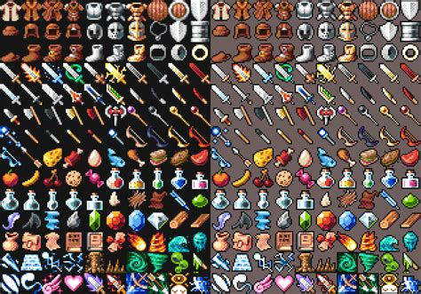 7soul s rpg graphics icons by 7soul