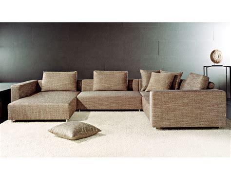 wohnlandschaft mit 2 ottomanen midtown wohnlandschaft polsterecke ottomane sofa 2