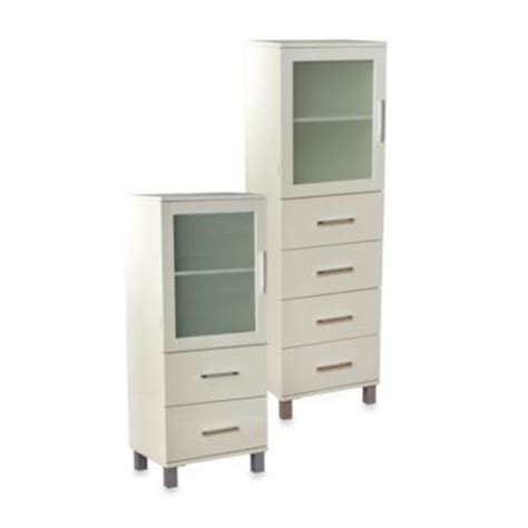 Bed Bath And Beyond Bathroom Storage Buy Bathroom Storage Cabinets From Bed Bath Beyond