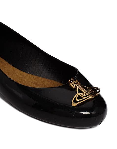 vivienne westwood flat shoes vivienne westwood anglomania black orb