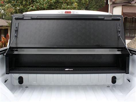 bakbox 2 tonneau tool box truck storage realtruck bak 92301 bakbox 2 under tonneau tool storage box 249