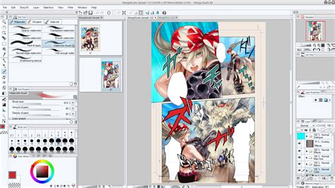 layout artist software hey comic artists manga studio 5 ex has arrived forces