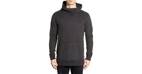 bench pullover bench cavernous pullover hoodie in gray for men jet