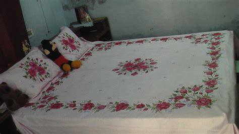 bed sheet fabric free fabric painting designs on bedsheets www imgkid