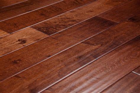 Hand Scraped Maple Amber, Hardwood Flooring, mapleamber