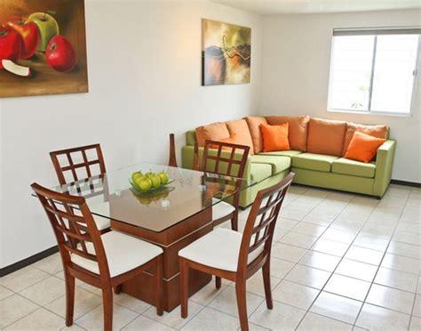 sencillo  place salas  comedor juntos sala comedor