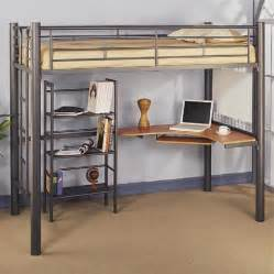 bunk bed with desk and futon on with hd resolution