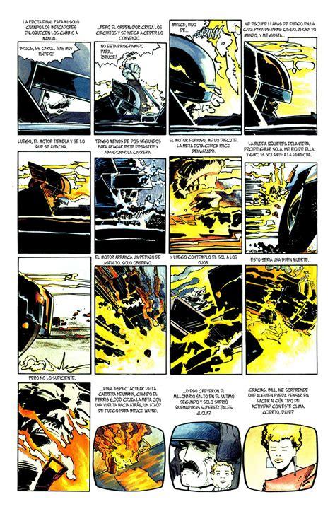 libro dark knight returns the batman the dark knight returns completo comics e historietas