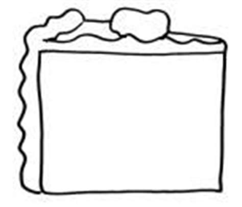 cake slice coloring page 13 best cakes storytime images on pinterest birthday