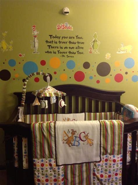 dr seuss nursery bedding dr seuss nursery for the babes pinterest