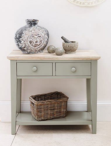 florence 2 drawer console table florence console table with 2 drawers stunning sage green