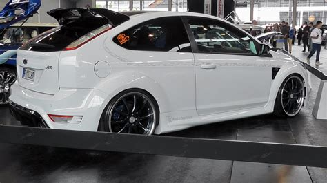 Tuned Focus Rs by Ford Focus Rs Tuned Tuning World